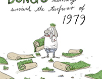 The Turf War of 1979