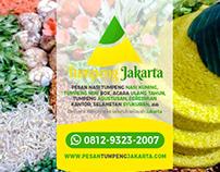 WA 0812-9323-2007 - Pesan Nasi Tumpeng Jakarta Selatan