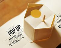 Pop Up - Catálogo Fa.Taller.Estudio