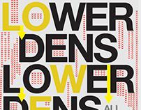 Lower Dens Ottobar Poster