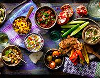 Foodfotografie voor MezMez