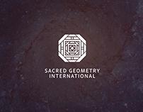 Sacred Geometry International Rebrand