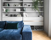 Interior design by Normundas Vilkas