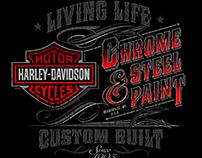 Harley-Davidson Logotypes