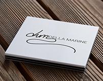 Della Marine Logo Design Project