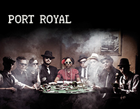 album cover for port royal
