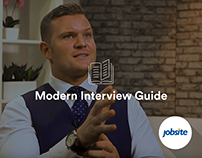 Jobsite - Modern Interview Guide Videos