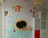 """Fairy Land"" - Paulina's room (Warsaw - Poland)"