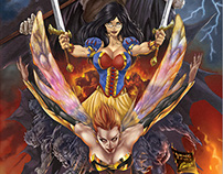 Grimm Fairy Tales 9 cover