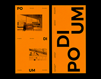 Visual Identity — PODIUM
