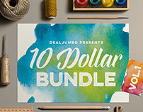 10 Dollar Bundle vol.1