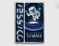 Odyssey Flyer Template V2
