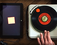 Wireless Connected TurnTable