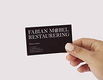 FABIAN MØBEL identity