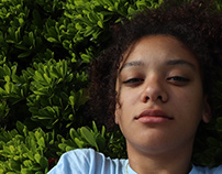 ENVIRONMENTAL PORTRAIT ~ Layla Galloway