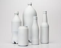 Bottles - Monochrome