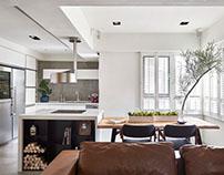 Anti-Sinuous by RIS Interior Design