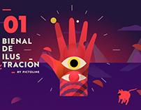 Copy of Bienal de Ilustración - Pi