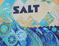SALT Mural Kakaako
