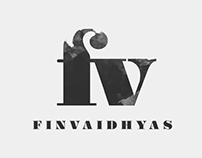 Finvaidhyas - Logo Design and Stationery