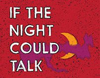 If the nigh could talk | Illustrations