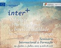 Seminário Internacional Inter+ Erasmus+