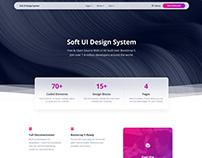 Soft UI Design System Free