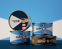 "Fish from ""A"" to ""Z"" – New Brand ""Azbuka Morya"""