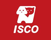 ISCO|艾澌克寵物食品集團 - 官網設計