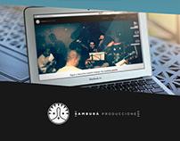 Diseño/Programación FrontEnd - Samburá Producciones