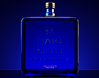 Haig Club // Brand Activation & Innovation