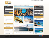 Layout Site CEO Travel