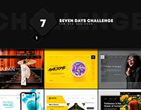 Seven days challenge