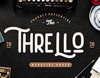 Thrello Retro Font