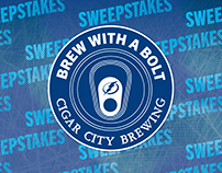 Brew With A Bolt Sweepstakes