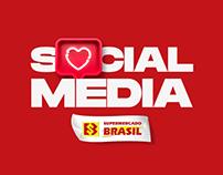 Social Media | Supermercado Brasil