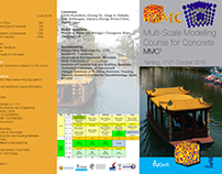 Multi-Scale Modelling Course for Concrete Nanjing China