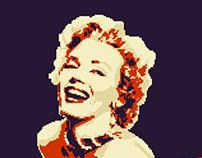 Marilyn Pixel