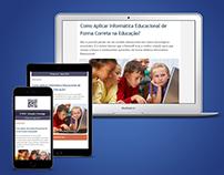 Responsive Newsletter II - EnsinoIP