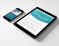 eLearning Website in Wordpress
