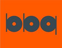 BarBQ font