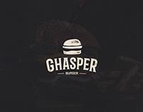 Ghasper Burger // Identidade Visual