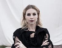 actress SASHA KUZNETSOVA