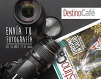 Concurso Fotografía Revista Destino Café