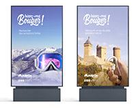 tourism campaign
