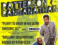 Patterson & Ranganathan - Poster/Flyer