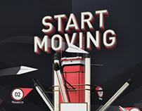 Start Moving ARTIBITE