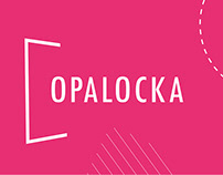 Identidade Visual } Opalocka   Empresa