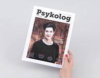 Redesign Psykologtidningen