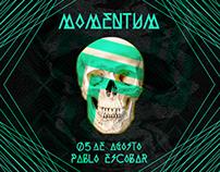 Momentum - Pablo Escobar